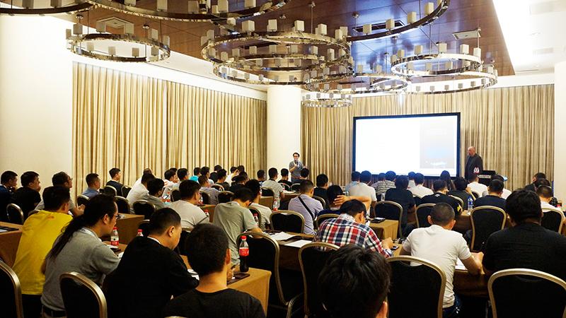 将理论知识转化为实战落地  2018北京THX-HAA HT家庭影院系列培训