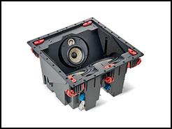 更灵活的调节,Focal IC300LCR5嵌入式扬声器轻松实现中高音角度可调