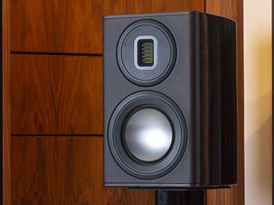 内置旗舰级技术 Monitor Audio Platinum 100 II书架音箱