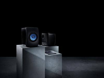"""KEF LS50 Wireless:Hi-Fi界的""""无线小巨声"""""""