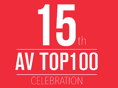 AV TOP 100!2018-2019年度优秀影音器材推荐榜