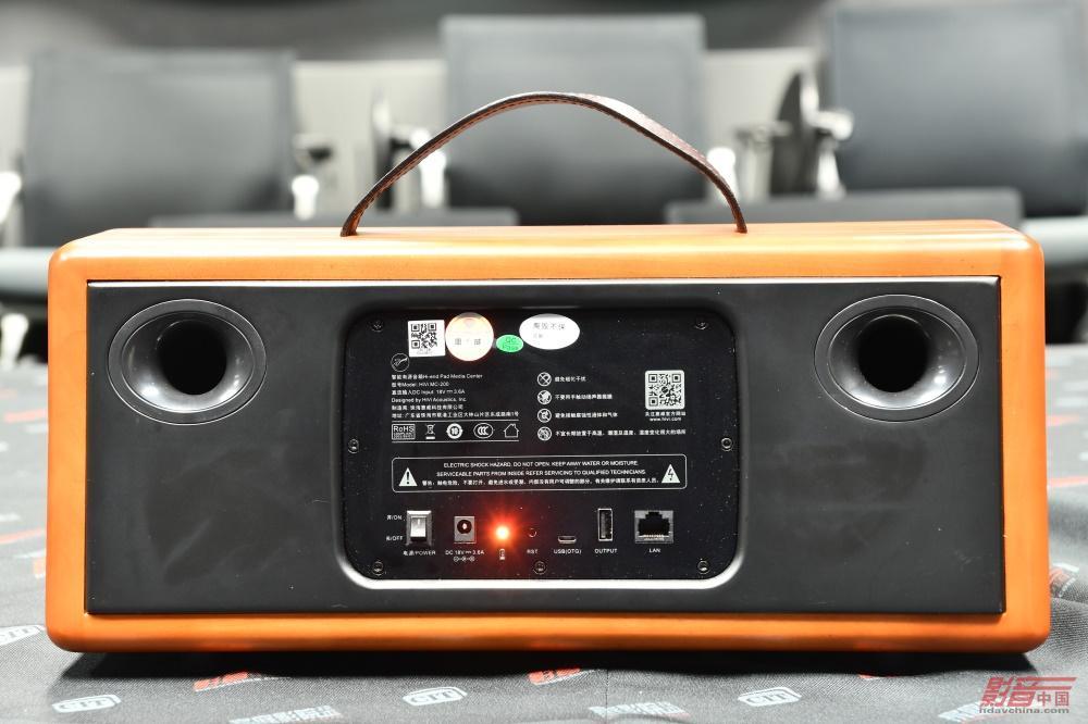 HiVi惠威MC-200智能媒体中心-音乐与影视结合之作