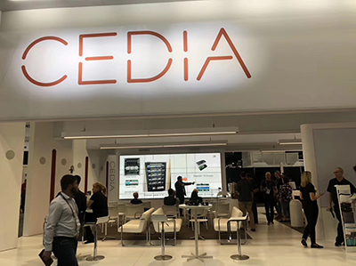 RTI重磅亮相2019 CEDIA Expo(31th)丹佛