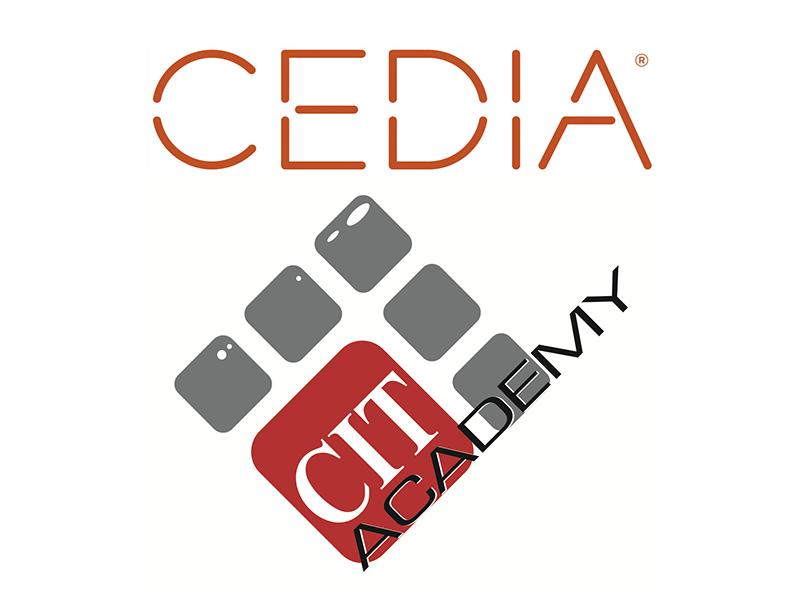 2020年CEDIA/CIT培训(长沙站)将于3月举行