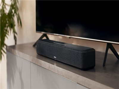 【新品】Denon Sound Bar 550:支持Dolby Atmos、DTS:X和Alexa语音控制